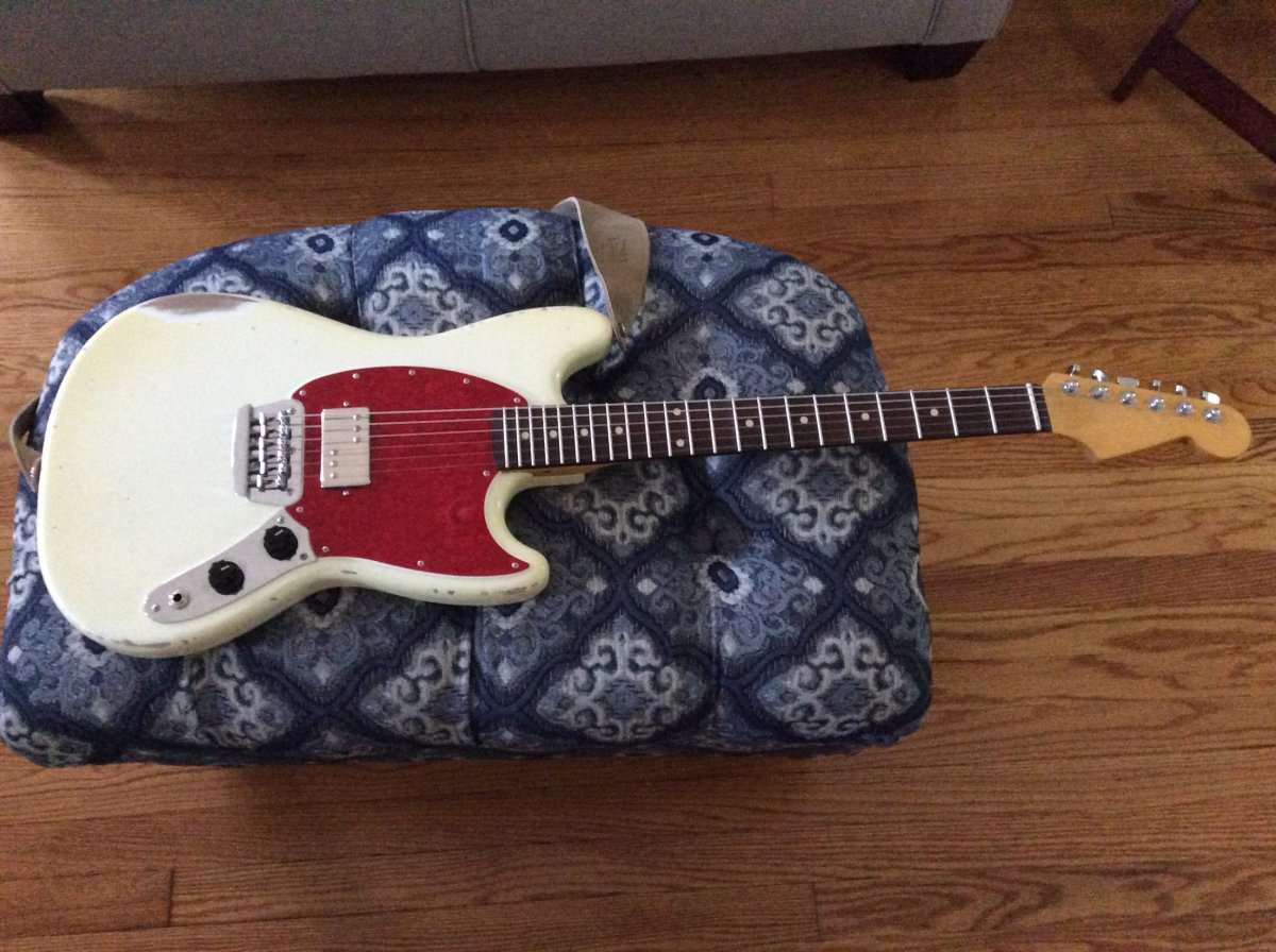 Unofficial Warmoth Forum build of the year