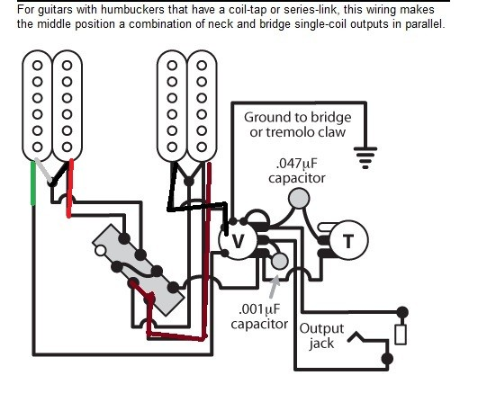 fender 4 way telecaster switch wiring diagram fender strat