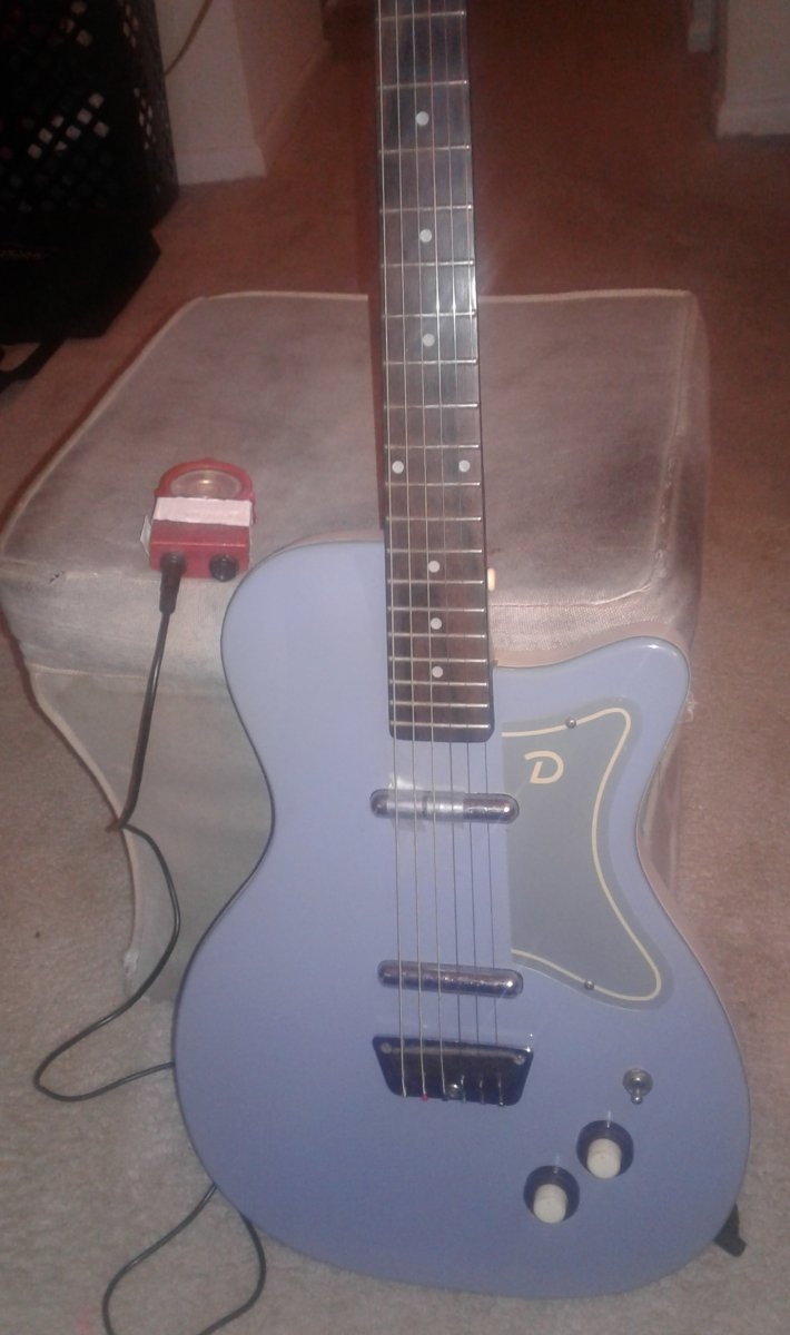 Danelectro Club!   Page 4   Telecaster Guitar Forum on
