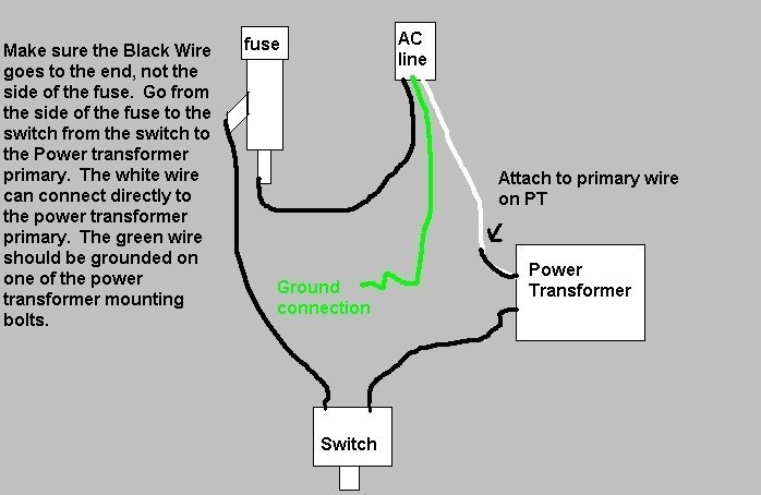 Silvertone 1482 grounded power cord- issue | Telecaster Guitar Forum