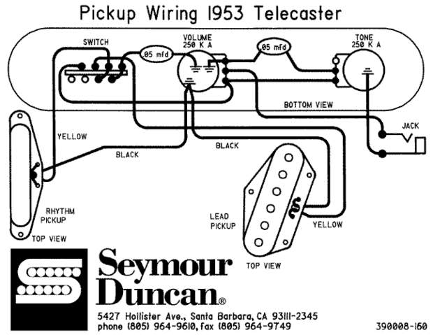 fezz parka and 50s wiring telecaster guitar forum telecaster 50's wiring diagram at couponss.co