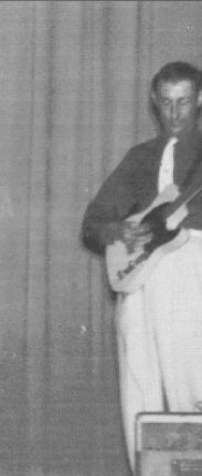 Luther Perkins may have played a Telecaster in 1955