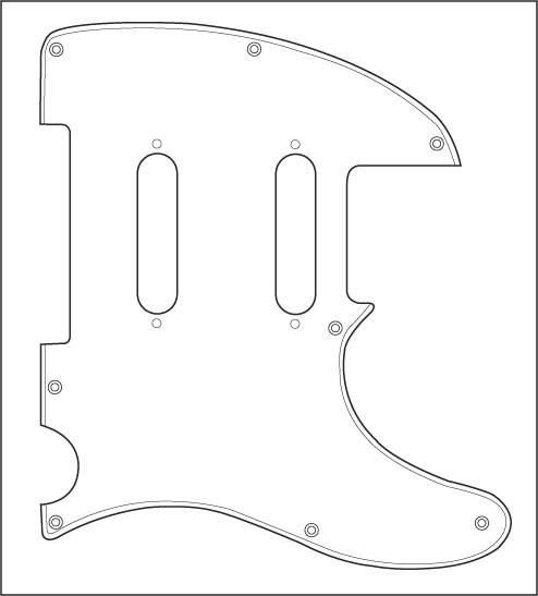 UK pickguard scratch plate suppliers | Telecaster Guitar Forum
