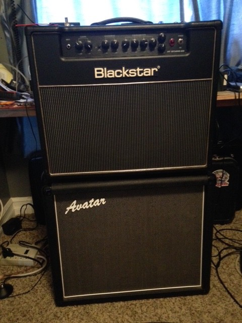 My Next Amp - Blackstar Ht 20 Club, Marshall Dsl 40c, Or Orange
