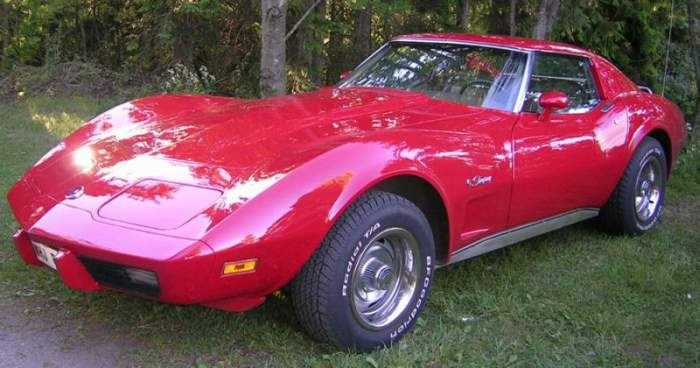 Corvette Stingray   on Click Image For Larger Versionname Corvette Stingray Rod Fr St
