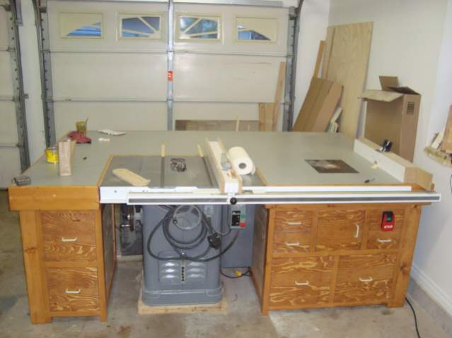 Homemade Table Saw Rip Fence Build - Instructables - Make, How To