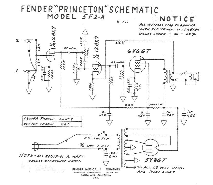 fender lead 2 wiring diagram wiring diagram virtual fender squier 51 wiring diagram squier bullet wiring diagram #10