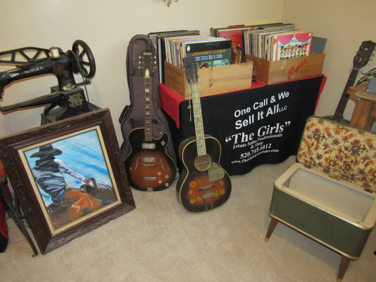 A Good Day At The Estate Sale Telecaster Guitar Forum Best Wiring Harness For Girls Pic 1