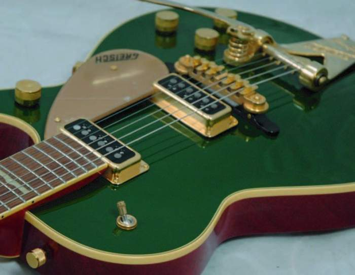Post your Gretsch Inspired Teles | Telecaster Guitar Forum