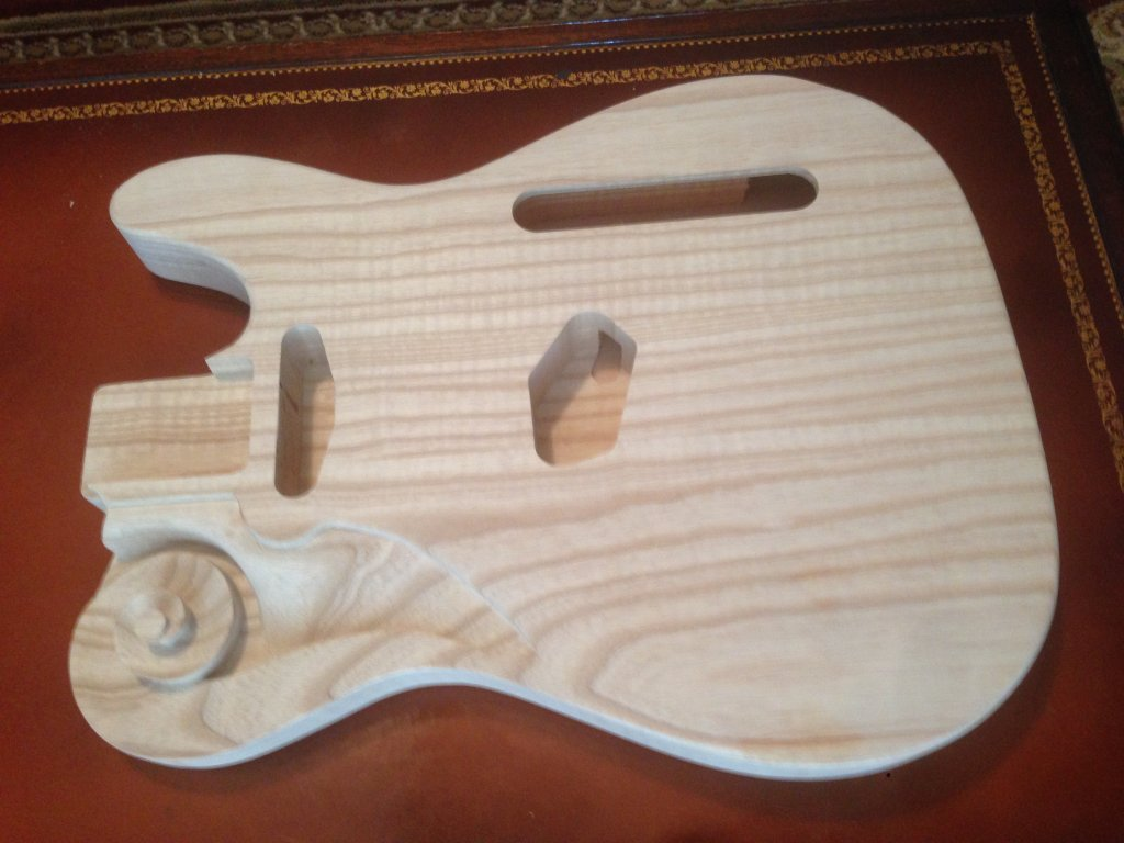 Question On Tele Neck Dimensions Telecaster Guitar Forum # Table Tele Dimension