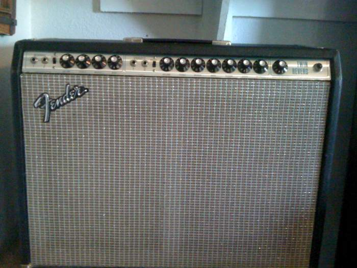 Dating a fender amps by transformer