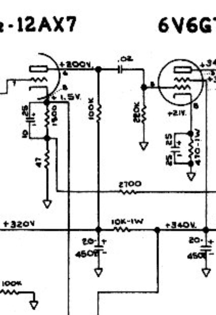 Champ 5f1 Trick I Like Telecaster Guitar Forum 3 Way Switch Wiring Diagram For Amp Standby Img 4583