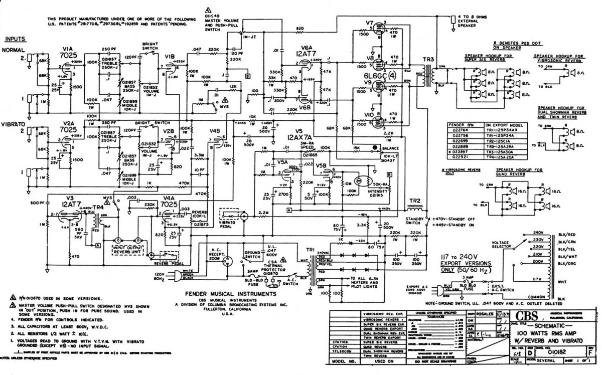 Wiring Diagram Dual Showman Reinvent Your Onstar Fmv Tlc For A Reverb And Maybe Some Mods Telecaster Rh Tdpri Com Fender