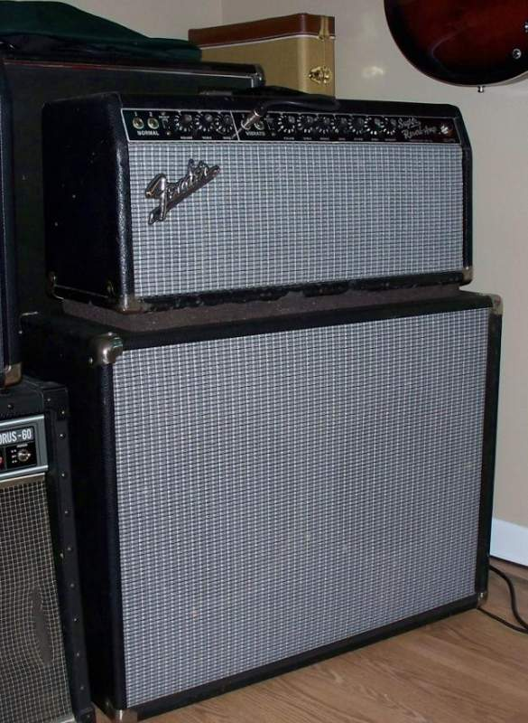 Changing a Fender Twin to a head only amp? | Telecaster Guitar Forum