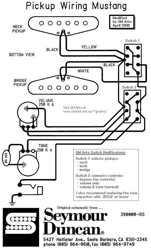 mustang 3 way slider switches telecaster guitar forum fender mustang wiring schematic at gsmx.co