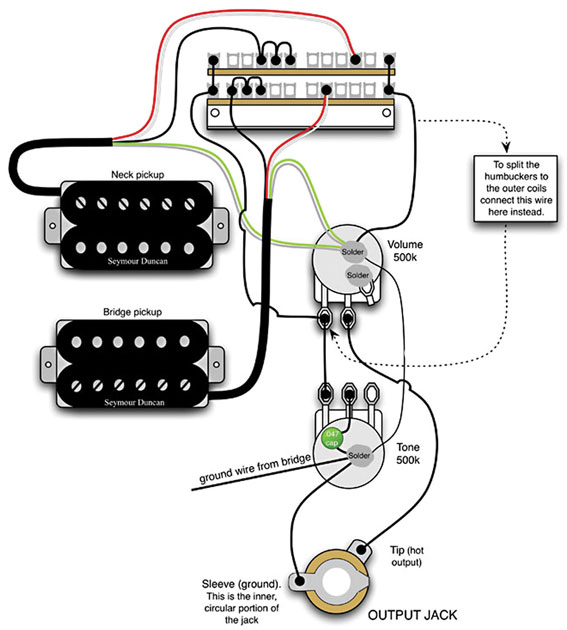 wiring advice  tele lead hot stack bridge  pearly gates