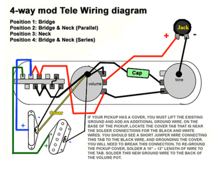 Tele 4 Way Switch Wiring Diagram from www.tdpri.com