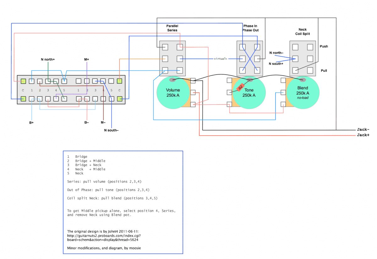 5 Way Super Switch Wiring Question Telecaster Guitar Forum Fender Tapped Tele Diagram Screen Shot 2017 09 02 At 43857 Pm
