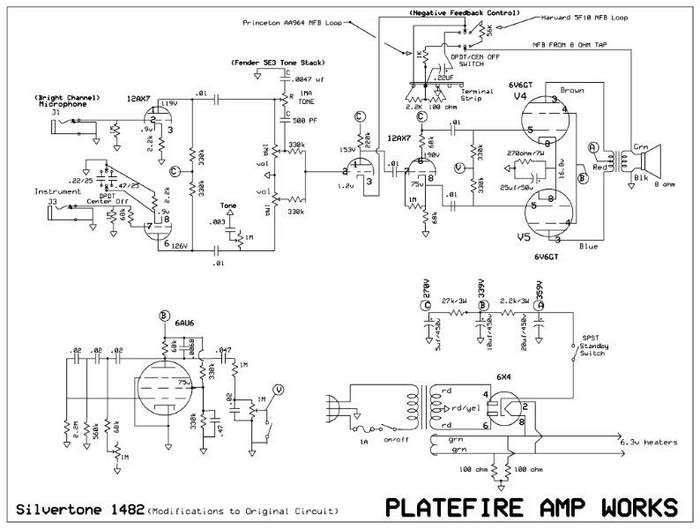 silvertone 1472 wiring layout telecaster guitar forum Jbl Wiring Diagram silvertone 1482 2 oct 2015 jpg Pressure Switch Wiring Diagram