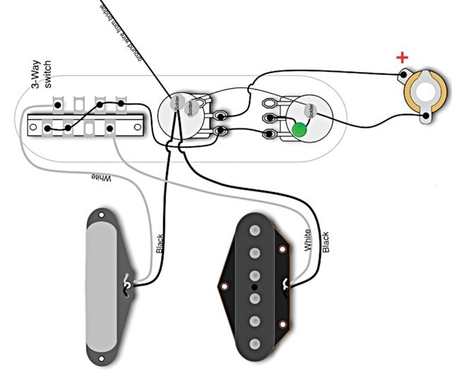 telecaster 50s wiring telecaster image wiring diagram 50s wiring on a tele telecaster guitar forum on telecaster 50s wiring