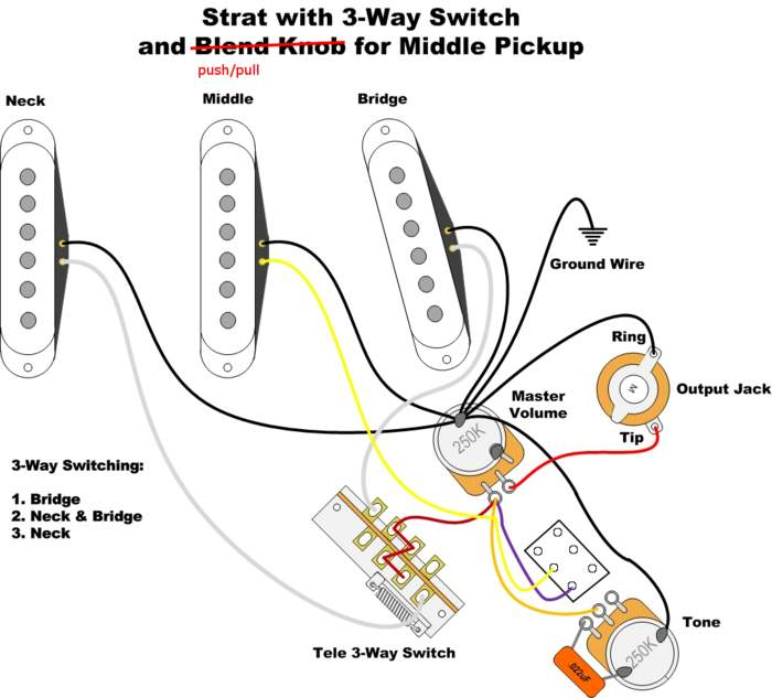 Wiring Diagram For Fender Nashville Telecaster - WIRE Center •