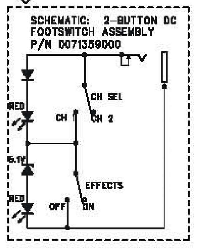 footswitch for super champ xd telecaster guitar forum boss fs 6 wiring diagram at creativeand.co