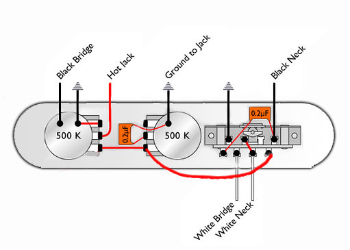 Fine Telecaster 5 Way Switch Wiring Pictures Inspiration