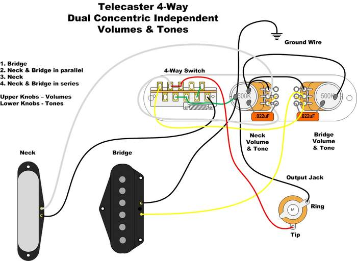 anyone used this wiring diagram? telecaster guitar forum