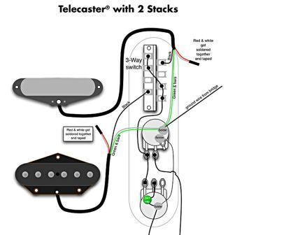 Telecaster Wiring Diagram on Tele Wiring Diagrams Whats Difference Tele Wiring 2 1 Jpg