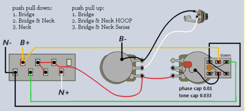 S1 Wiring Diagram Telecaster