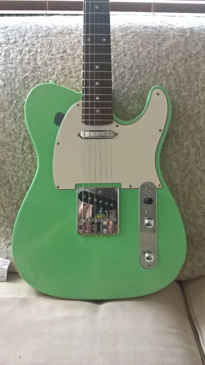 harley benton kit t type | Telecaster Guitar Forum