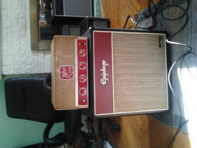 NAD - Custom Made: Single Ended EL34, Class A, PTP Wired