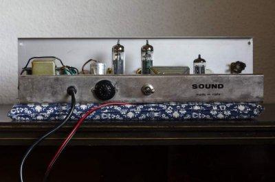 what 6BM8 (=ECL82) amps do you know? | Telecaster Guitar Forum