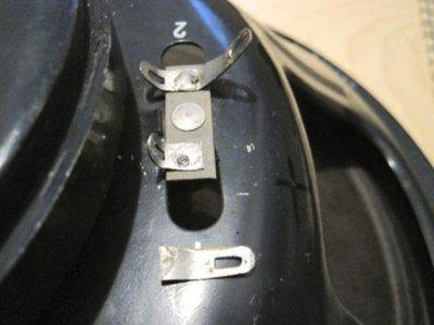 how to fix broken speaker cord