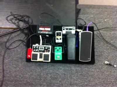 worship team guitar players pedal board setup page 8 telecaster guitar forum. Black Bedroom Furniture Sets. Home Design Ideas
