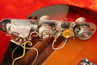 1973 Fender Telecaster wiring diagram | Telecaster Guitar Forum on