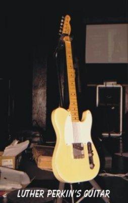 Luther Perkins Guitars w/ Pics   Telecaster Guitar Forum
