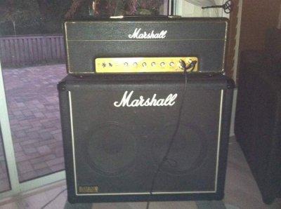Marshall DSL 40c | Telecaster Guitar Forum