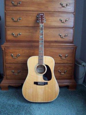 Cortez Guitar (not Epiphone)   Telecaster Guitar Forum on