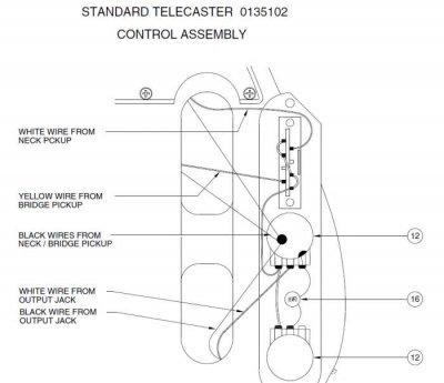 Left handed wiring diagrams | Telecaster Guitar ForumTDPRI.com