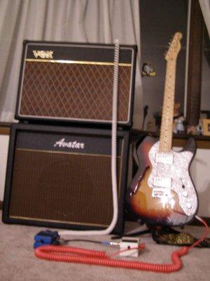 extension cab for a vox ac15 c1 telecaster guitar forum. Black Bedroom Furniture Sets. Home Design Ideas