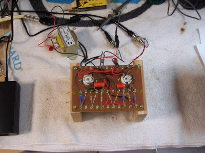 Anyone know of a 12V DC DIY tube amp? | Telecaster Guitar Forum