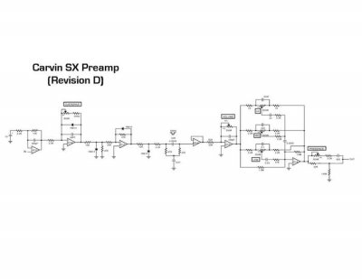 What is the difference between a preamp overdrive and a ... Xotic Bb Preamp Schematic on
