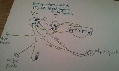 fender n3 pickup wiring diagram