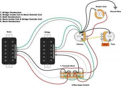 any wiring gurus out there  need help with a h  h wiring single coil pickup wiring diagram
