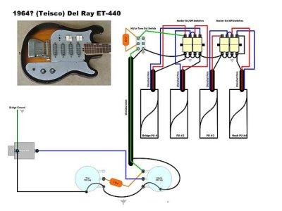 model of del ray teisco telecaster guitar forum rh tdpri com