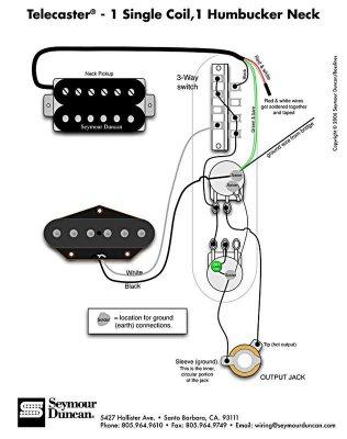 96 Fat Tele wiring help??? | Telecaster Guitar Forum Fat Tele Wiring Diagram on