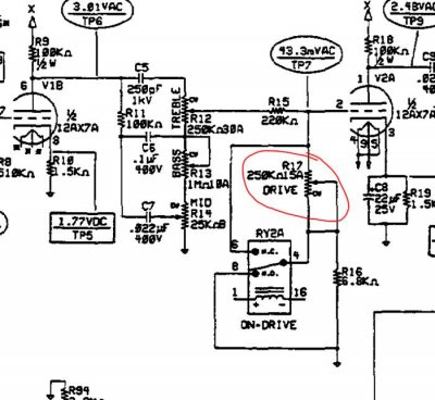 fender blues deluxe schematic hot rod deluxe iii schematic