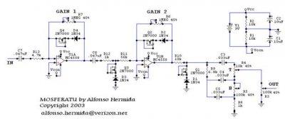 Mosferatu transistor clipping | Telecaster Guitar Forum on