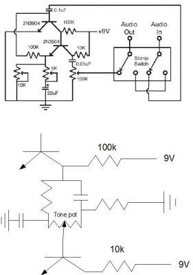 2 transistors in Darlington Pair   Telecaster Guitar Forum